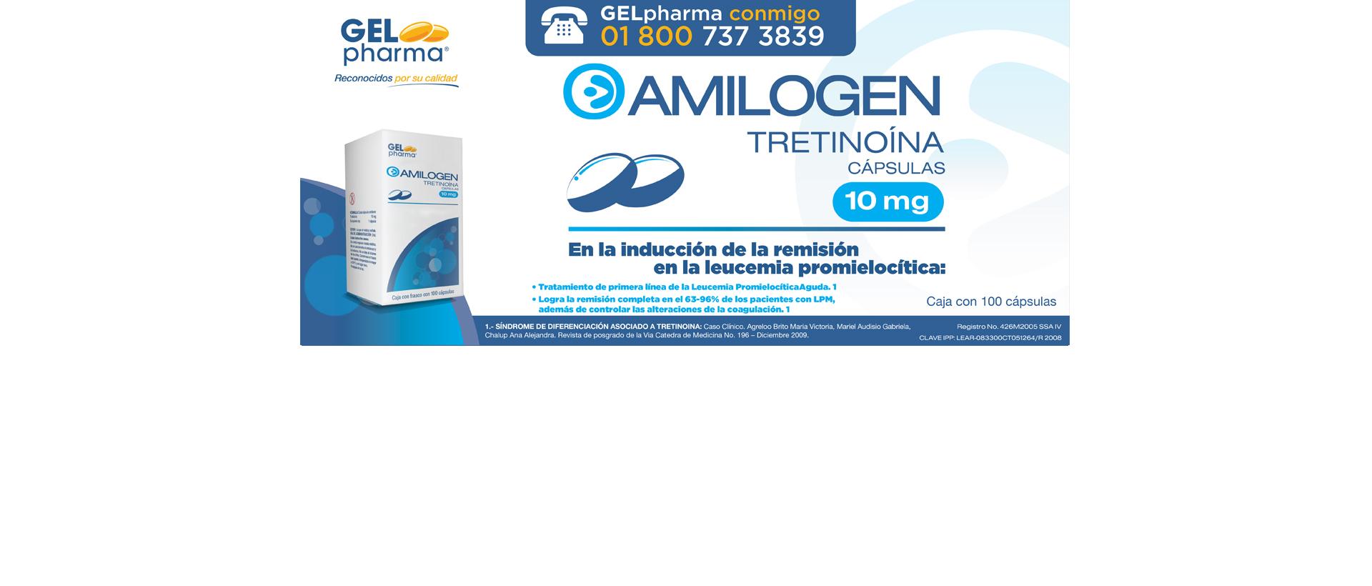 Amilogen Tretinoina 10 mg